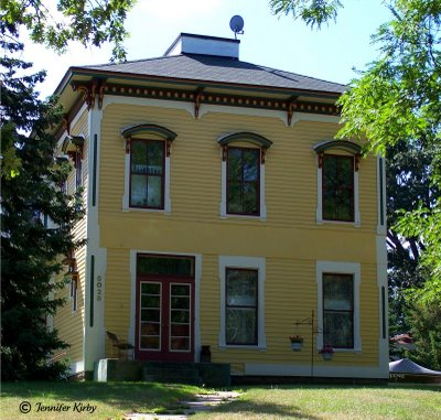 Hidden italianate home in nokomis historic homes of for Italianate homes for sale