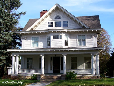 neoclassical home in stillwater historic homes of minnesota