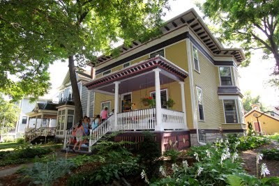 Ramsey Hill Historic House Tour
