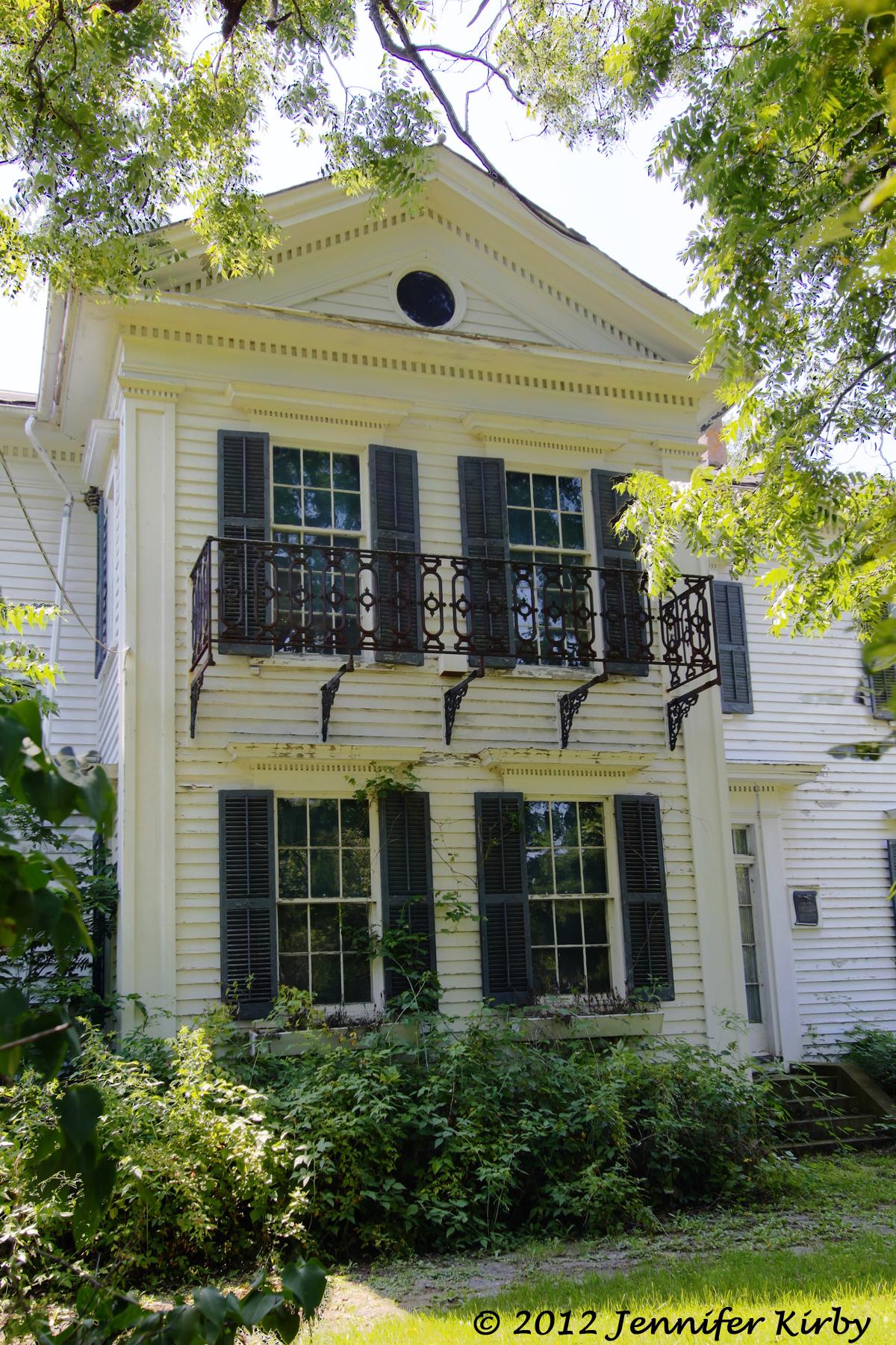 Greek revival historic homes of minnesota for Revival home