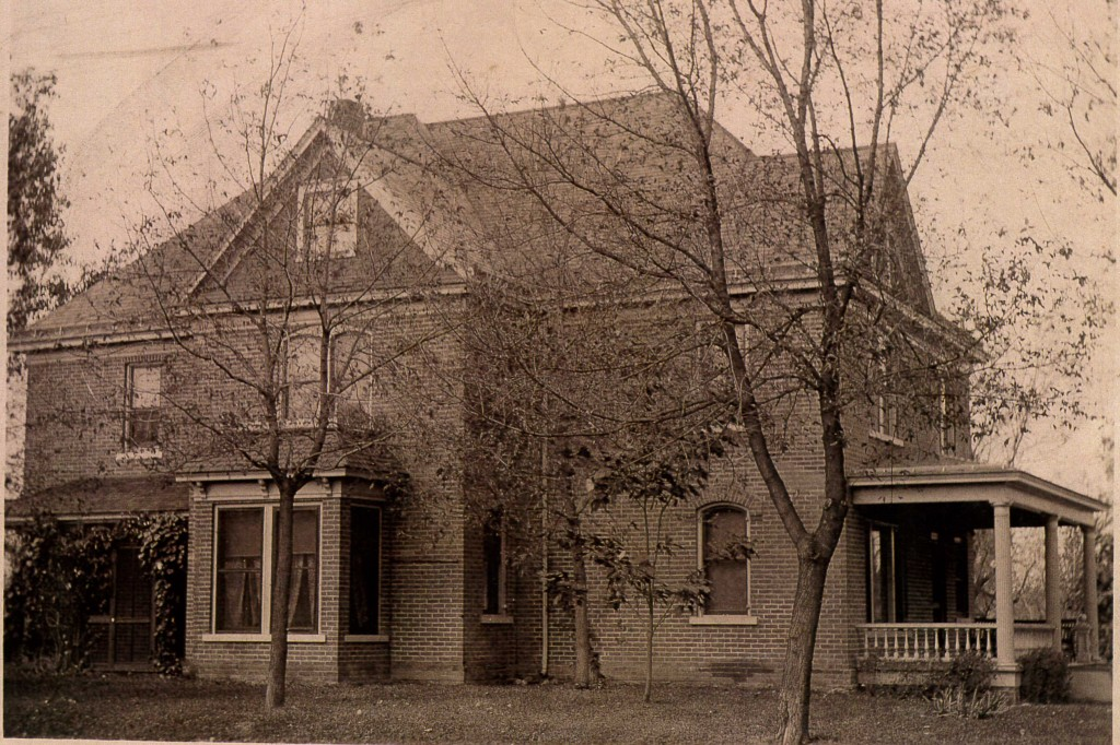 House Around 1900
