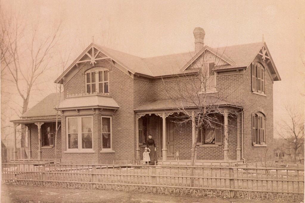 Original House 1887