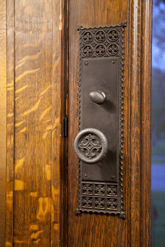 Princeton Historic Home Doorknob