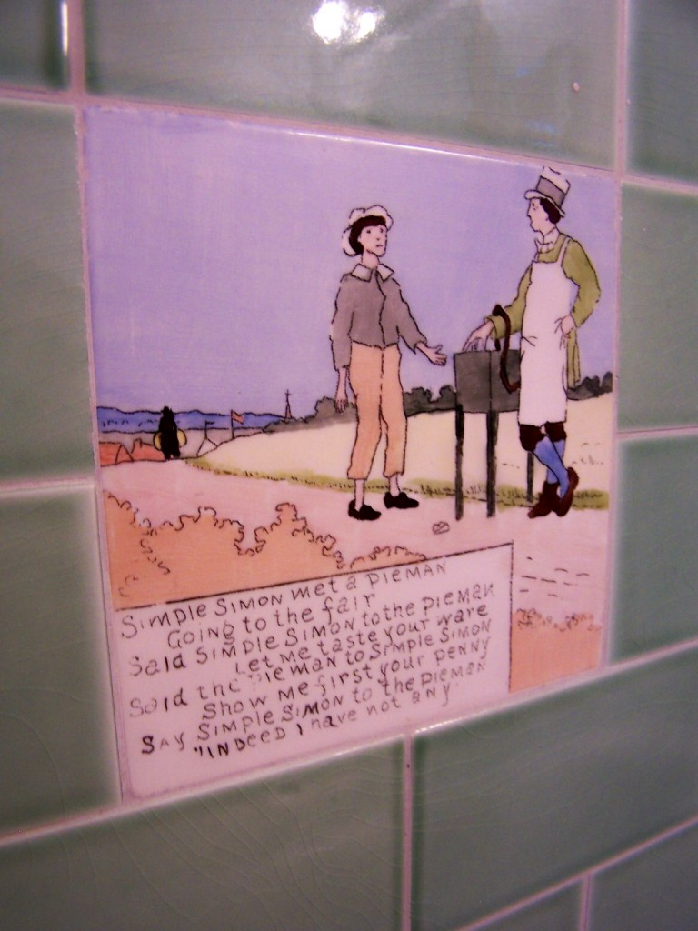 Bathroom Childrens Tile