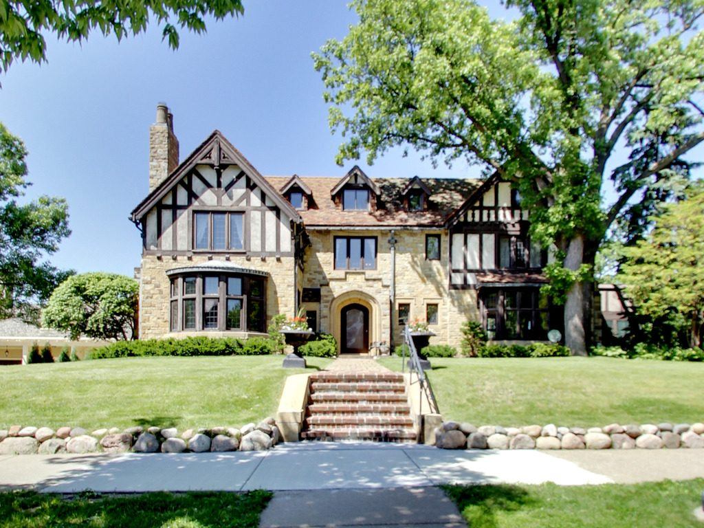 historic homes of minnesota house histories and for sale the wadsworth williams tudor revival home in minneapolis