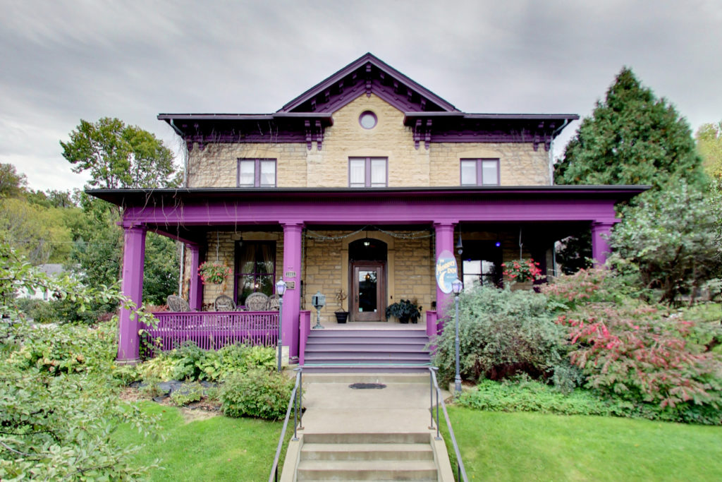 Augustine B. Hawley House in Red Wing