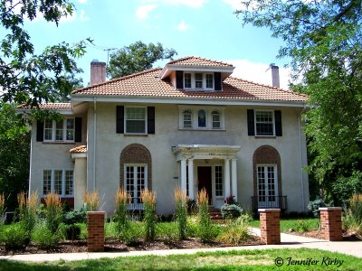 Minneapolis historic spanish revival home historic homes for Spanish style homes for sale near me