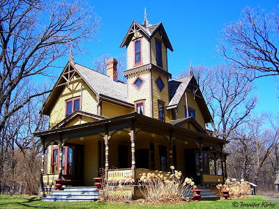 The Burwell House in Minnetonka, MN