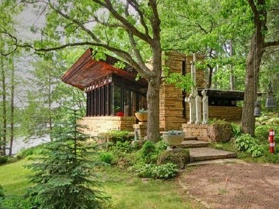 frank lloyd wright home in stillwater historic homes of