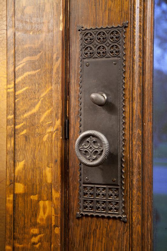 Princeton Historic Home Doorknob