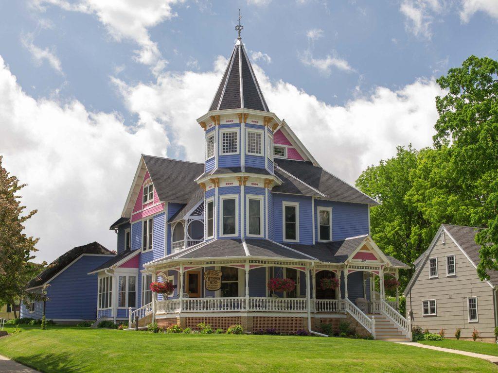 Historic Hutchinson House in Faribault
