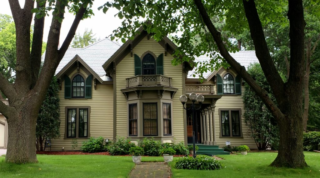 Grimes House Edina MN